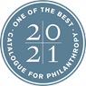 "Featured in the 2020-2021 Catalogue for Philanthropy as ""One of the best small charities in the Greater Washington region."""